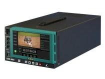 Keisoku-Giken UDR-N50 4K Recorder & Player at NAB: