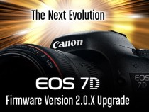 Canon Firmware Officially Announced for 7D Camera coming in August: