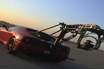 Ferrari Camera Car