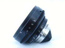 TLS Cooke Speed Panchro, Rehousing a Classic Lens: