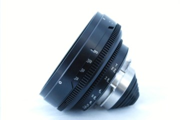 Cooke Speed Panchro Rehoused