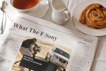 Sony TheNewF