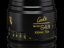 Cooke Optics Rebrands The Panchro Lens Range To Mini S4/i: