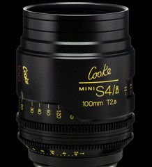 Cooke Optics miniS4-100mm