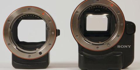 LA-EA2 LA-EA3 Lens Mount Adapters