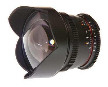 Samyang Uncoated Lens