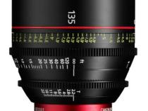 Two New Canon Prime Lenses CN-E14mm T3.1 L F and CN-E135mm T2.2 L F: