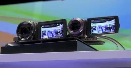Sony Balanced Optical SteadyShot