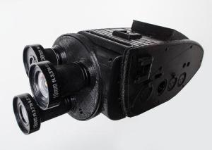 Super 16mm Digital Bolex Turret Lenses