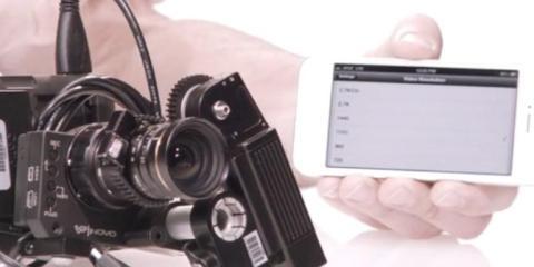 Novo Camera Wireless FF and App