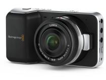 Blackmagic Design Announce the Blackmagic Pocket Cinema Camera: