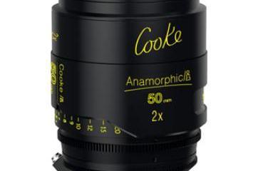 Cooke Anamorphic i Look
