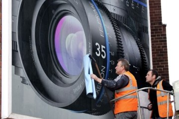Schneider-Kreuznach Xenon FF Prime Lens