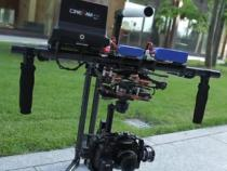 8 More Brushless Gimbal Camera Rigs and a Break in Timecode to Follow: