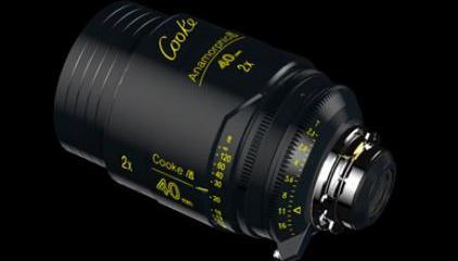 Cooke Optics Anamoprhic i Lenses