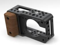 View Factor Contineo BMPC Cage Rubber Wood or go Naked & a PL Mount: