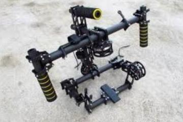 FamousHobby Brushless Gimbal Camera Rig
