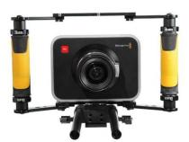 ikan BlackFly Cinema Camera Handheld Rig:
