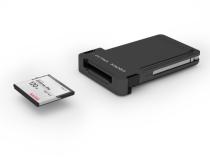 ARRI Cameras Plus SanDisk CFast 2.0 Recording Media and The Codex Adapter: