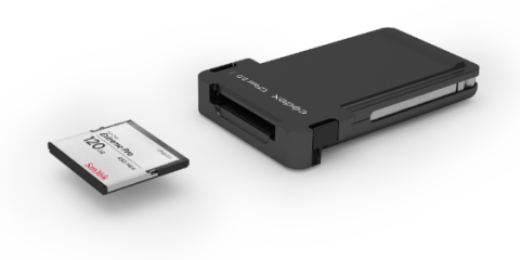 ARRI SanDisk CFast 2.0 Card Codex Adapter