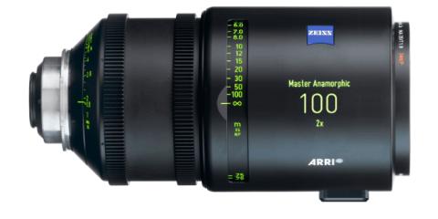 ARRI:ZEISS Anamorphic 100mm Lens
