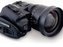 Fujinon Wide Angle 4.K Cine Zoom Lens ZK2.5×14 With a Focal Length Covering 14-35mm: