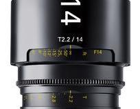 Schneider-Kreuznach 14mm CINE-XENAR III Lens: