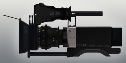 Apertus Axiom Open Module Concept Camera