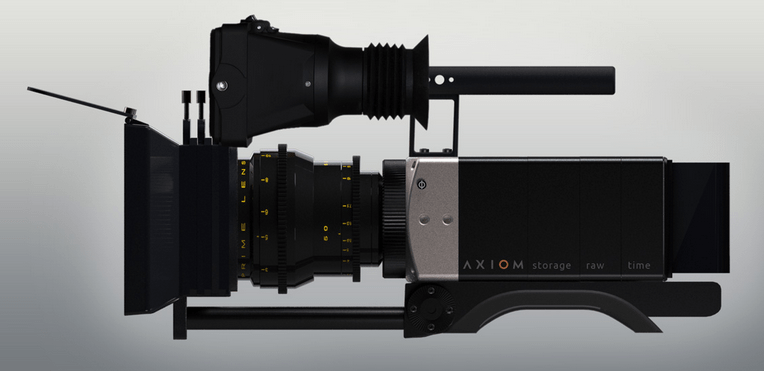 Apertus Axiom Open Module Concept Camera