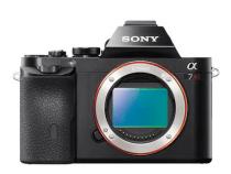 Sony Full Frame α7 and α7R Plus DSC-RX10 Cameras:
