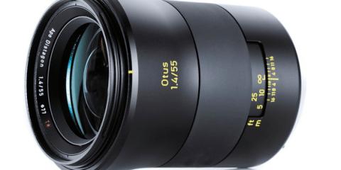 Zeiss 55mm f1.4 Otus