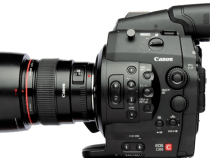 Canon Pull EOS C300 and C300PL Camera Firmware Updates: