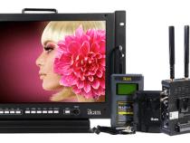 ikan VX17e 17 Inch 3G-SDI Field Monitor Designed For Broadcast & Studio Applications: