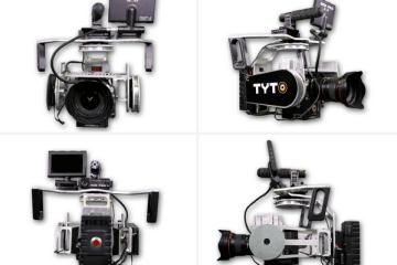TYTO Cinematic Camera Stabilizer