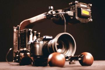 ergocine flyweight rig with camera