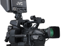 JVC Drop The GY-HM850 and the GY-HM890 ProHD Shoulder-Mount Camcorders: