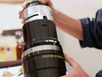 Panavision And the Making of Primo V Series Lenses: