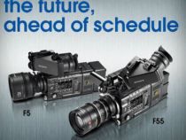 #TheNewF Becomes #NewFTransformed & Sony F65 Camera Owners Cry #WTF: