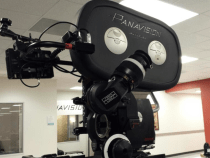 Star Wars VII Panavision Panaflex XL Blacked Out Deathstar and Millennium Falcon Cameras: