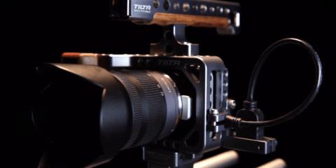 Tilta Blackmagic Pocket Cinema Camera Rig