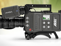 ARRI AMIRA Camera Configuration Options: