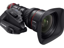 Canon 17-120mm T2.95 CINE-SERVO Zoom Lens Drops for NAB 2014: