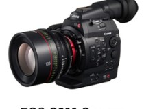 Canon Upgrade C500 Camera With Cinema RAW Development 1.3 Software: