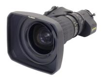 FUJINON HA18 × 5.5 Lens Comes to Town: