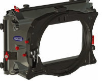 Vocas MB-455 Matte Box and BP-18 19mm Dovetail Rail Support at NAB 2014: