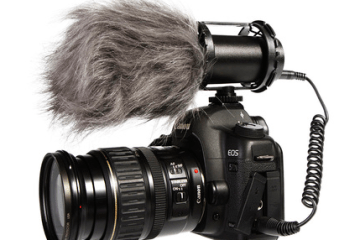 IK-VM300PS Stereo Video Condenser Microphone