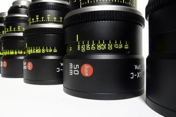 Leica Summilux-C Lens Set Stolen