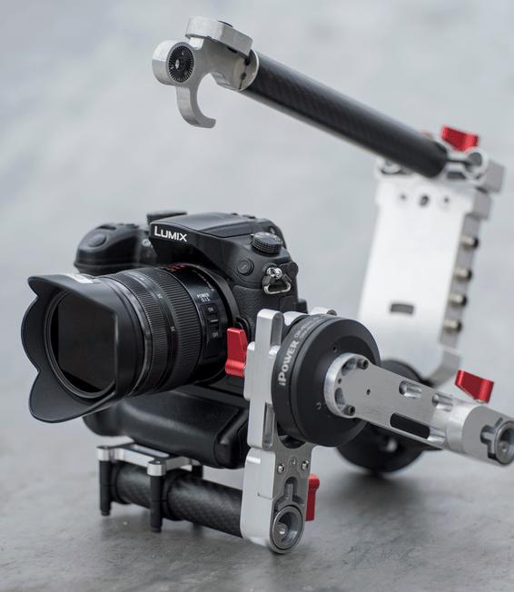Diy Dslr Camera Rig: RockBuster Camera Rig From CineRebel: