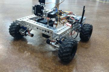 4 Wheel Rover Kit