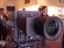 NHK That Camera and That 8K 120Hz Demo